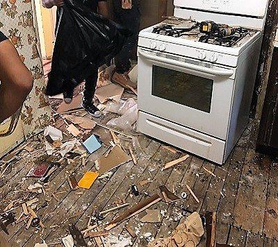 Kitchen Demolition