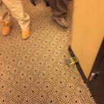 Hotel Wall Moisture Level