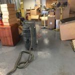Warehouse Flooding Floor